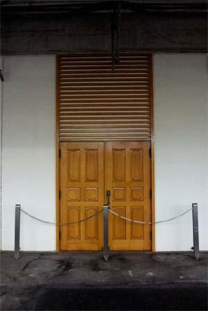 黒磯駅-ドア1