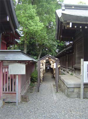 川越-氷川神社-絵馬参道1