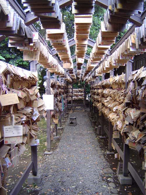 川越-氷川神社-絵馬参道2
