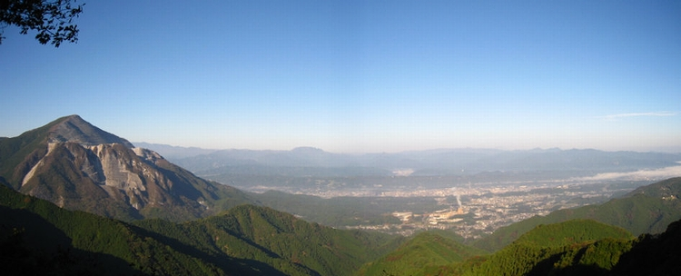 2011.9.29 武川岳