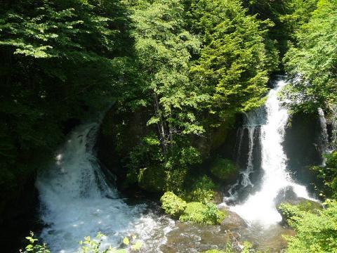 龍頭の滝2