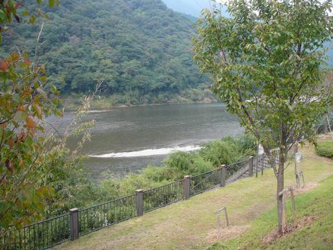 久保川休憩所