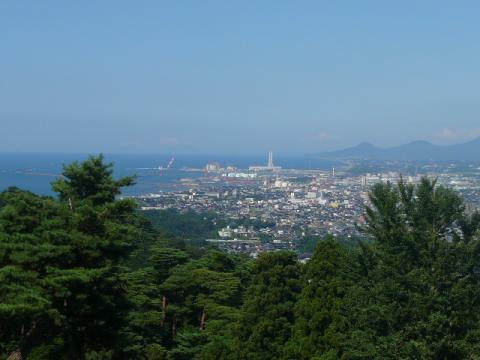 春日山城3