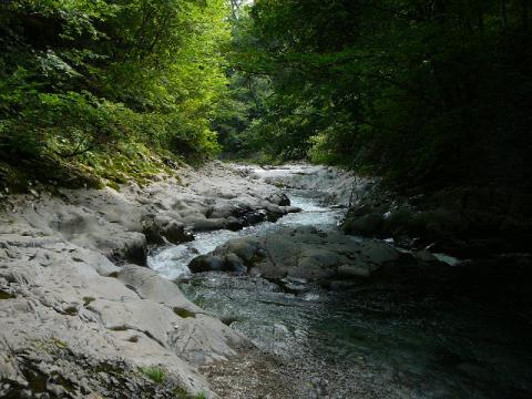 中津川渓谷3