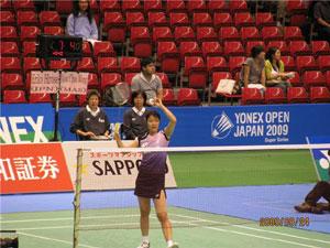 ジャパンオープン2009