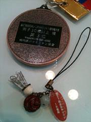 全日本シニアメダル