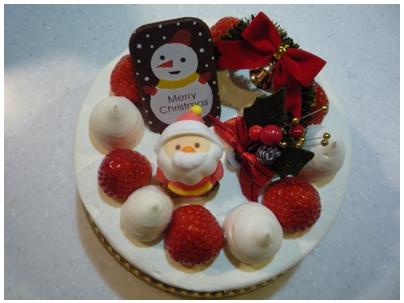 231224クリスマスケーキ1