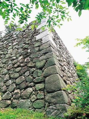 松坂城跡石垣
