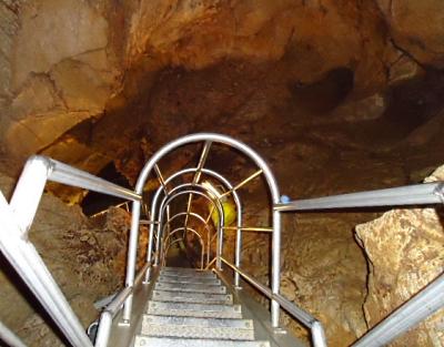 階段が垂直です^^;