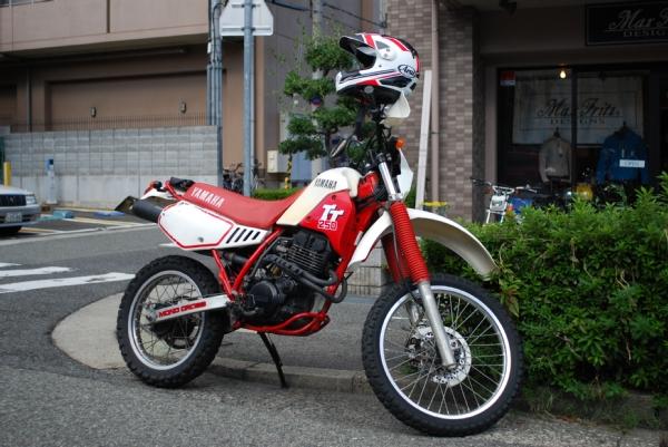 ヤマハ TT250