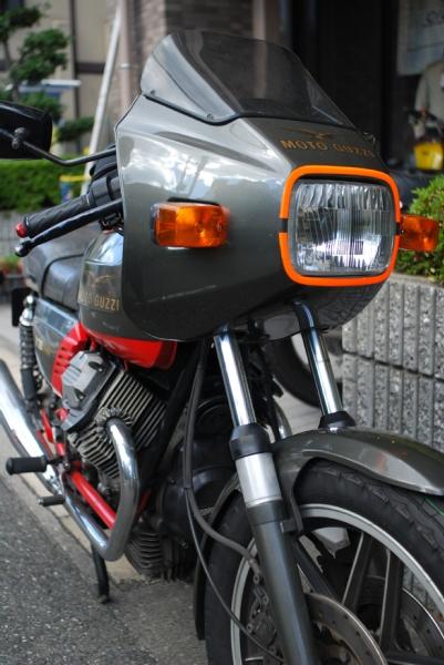 モトグッツィ イモラ350