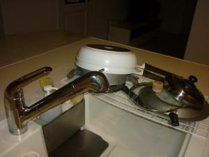 水切りカゴ対策2