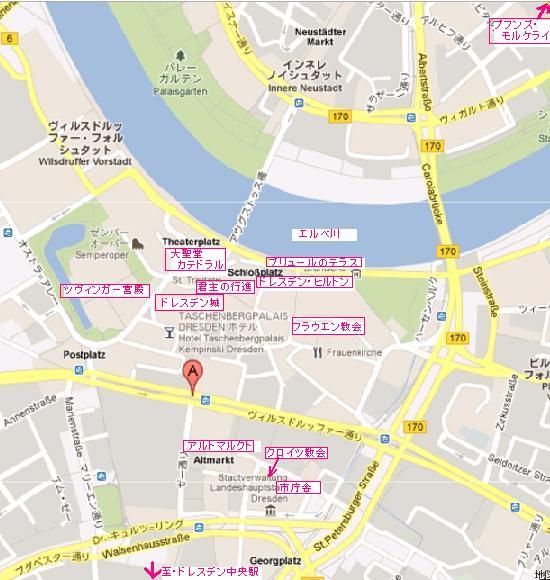 ドイツ ドレスデン - Google マップ