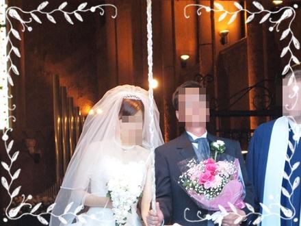 フーちゃんママ結婚式_0122
