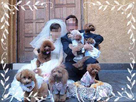 フーちゃんママ結婚式_0104
