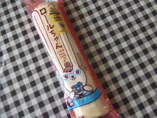 ロールちゃんレアチーズ