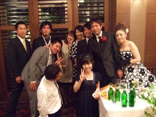 KJ結婚パーティー
