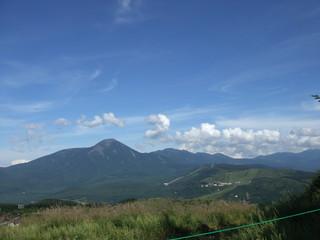 車山高原 霧ケ峰