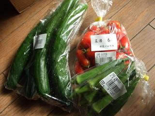 上高地 野菜