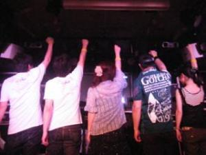 GINTONIC ONE PIECE撮り
