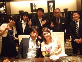 20121103ミヤッチ結婚式1