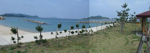 浜辺(縮)