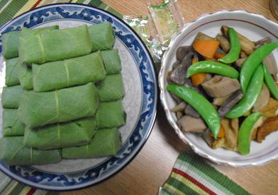 柿の葉寿司など