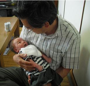 初孫2010.07.11b