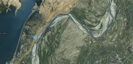 インダス河1