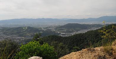 京都市市街南部