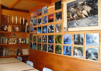 9 夏沢鉱泉の食堂2