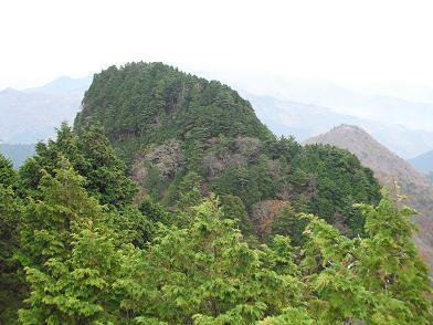 4 石ノ鼻より日本岳
