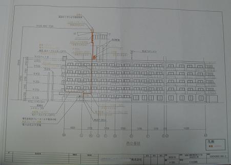 施工図 WiMax