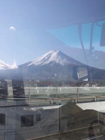 友の会 富士山