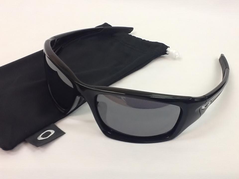 オークリー Valve(バルブ) 品番:OO9243-01 カラー:ポリッシュドブラック/ブラックイリディウム