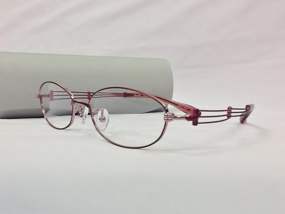 ラインアート 品番:XL1009 フレームカラー:RO レンズサイズ:52ミリ
