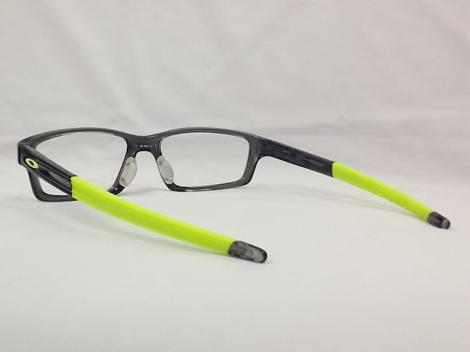 オークリー CROSSLINK PITCH(クロスリンクピッチ) 品番:OX8041-0256 カラー:グレースモーク サイズ:56ミリ