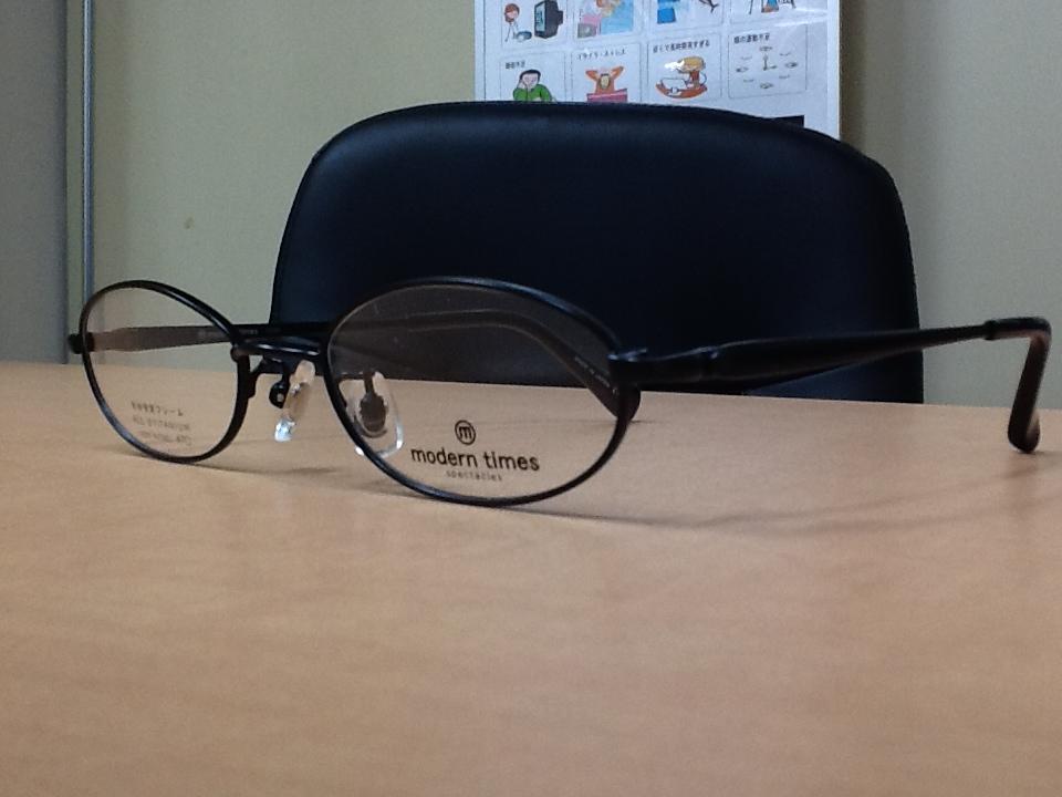 モダンタイムス 品番:MT-1096 カラー:3.BKM レンズサイズ:47ミリ