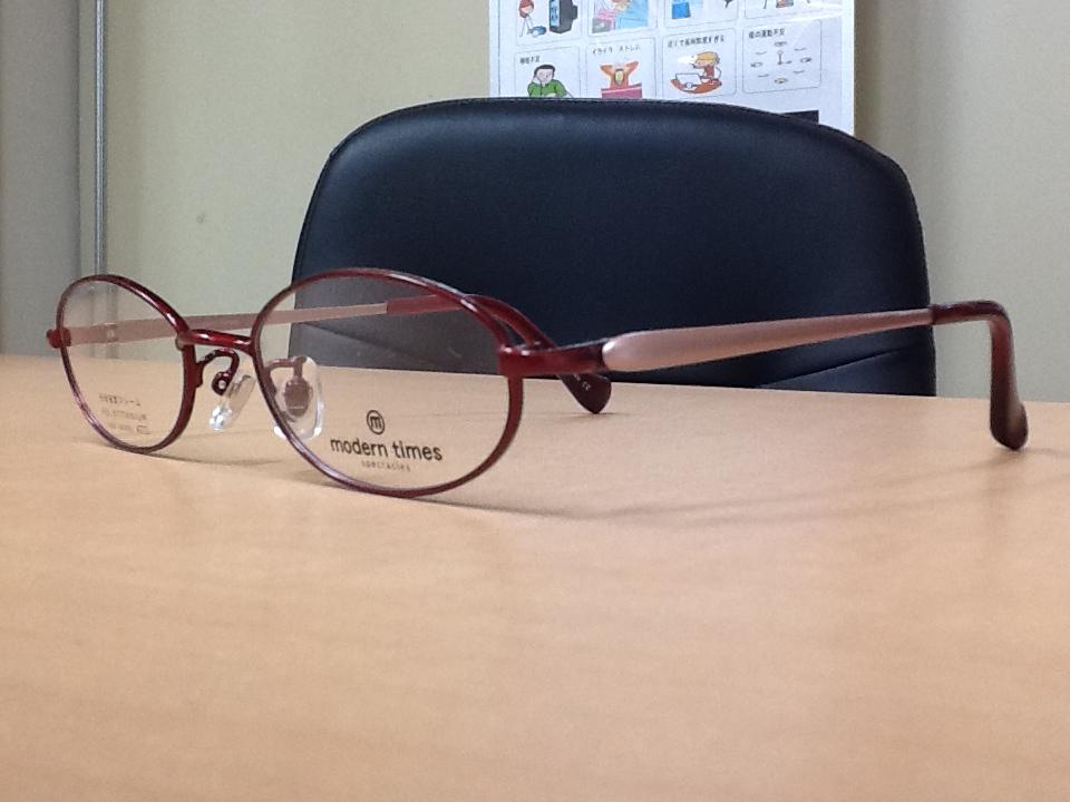 モダンタイムス 品番:MT-1096 カラー:12.MRD/FPK レンズサイズ:47ミリ