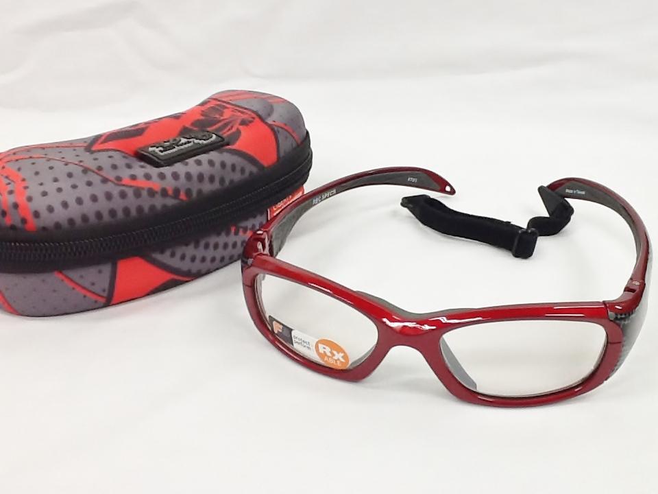 レックスペックス REC-MORPHS フレームカラー:SHAT レンズサイズ:53ミリ