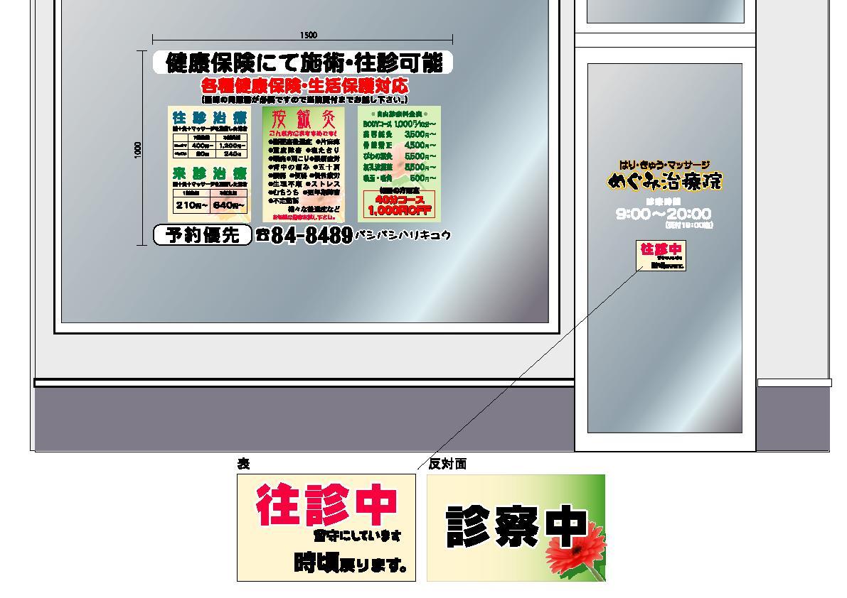 窓 データ