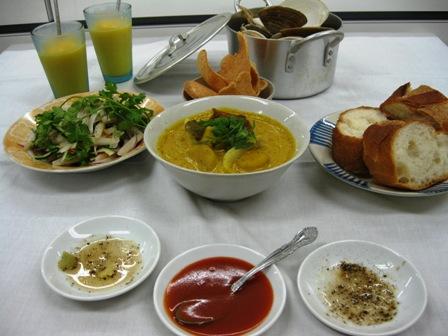 鈴木珠美さんのベトナム料理