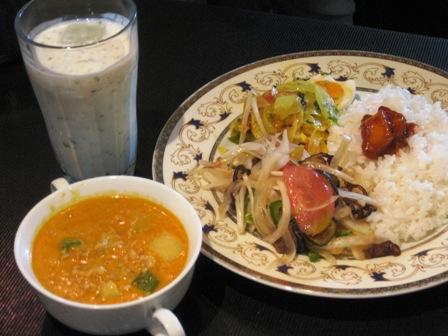 南インド料理教室