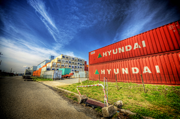 HDR-container