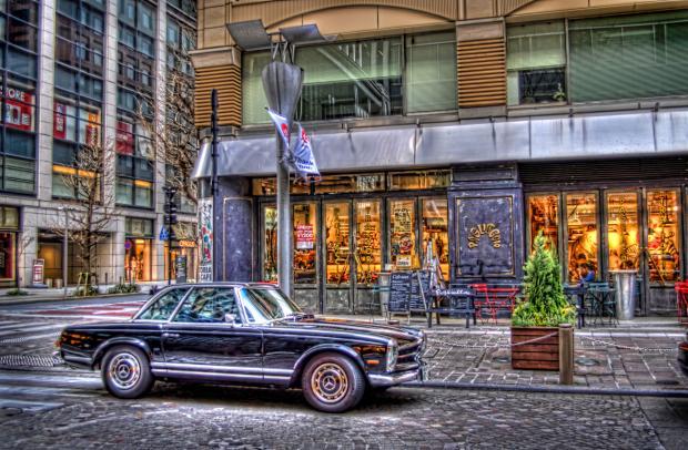 HDR-Car-Tokyo
