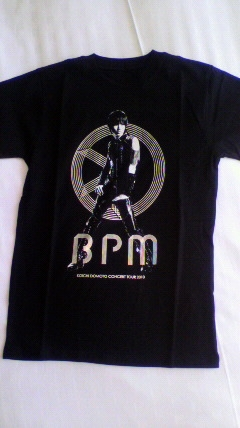 BPMコングッズ(Tシャツ・表)