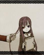 野薔薇様と絵本の少女