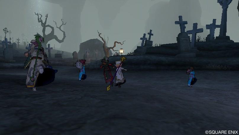闇の溢る世界 滅びの街3