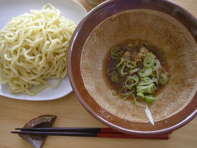 すり鉢で食べちゃった~(^m^)