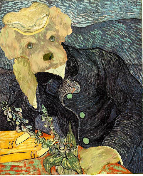 アム君の肖像